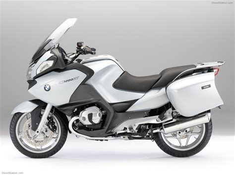 Bmw R 1200 Rt Image by The New Bmw R 1200 Rt Bike Pictures 12 Of 34