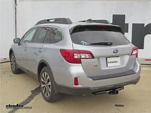 2016 Subaru Outback Wagon Trailer Hitch