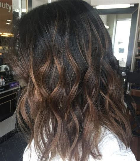 Espresso Hair Color With Caramel Highlights by 40 Chocolate Brown Hair Color Ideas You Ll Really
