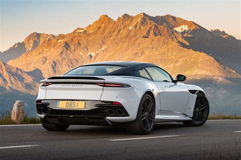 aston martin dbs superleggera will add volante amr