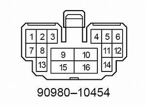 93 Toyota Pickup 22re Wiring Diagram