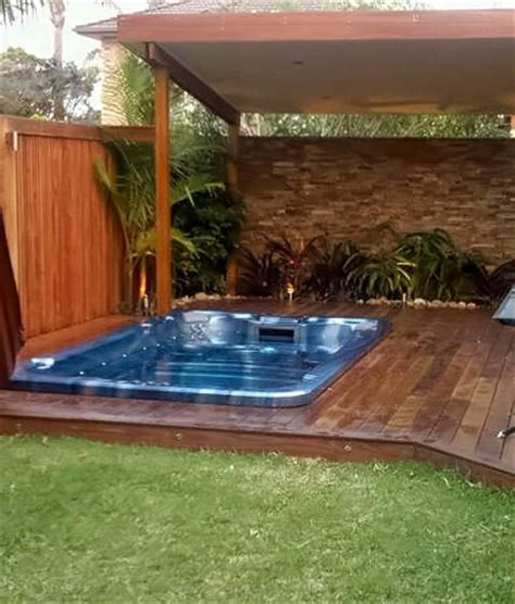 spa pool landscaping tropical garden pool surround landscaping landscapers sydney