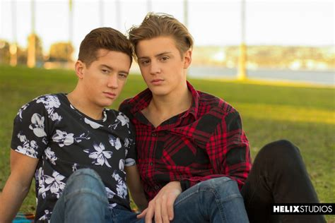Helix Studios Tyler Hill Wes Campbell Gaymobile