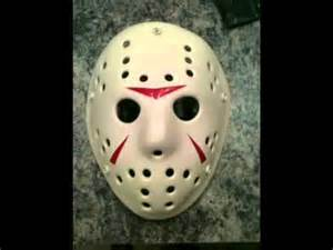 Friday the 13th Part 3 Mask