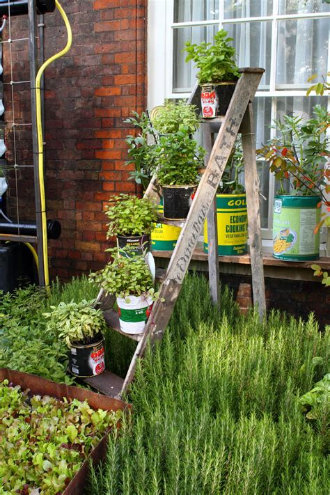 8 Projects That Use Recycled Materials (for Your Garden)6