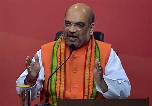 Bombay HC division bench issues notice over Amit Shah's ...