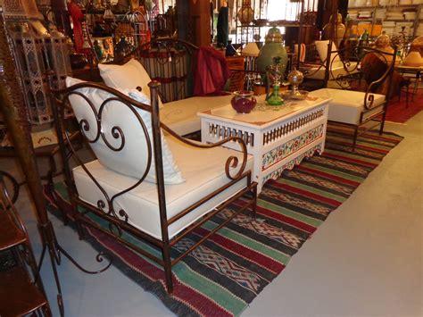 salon du canapé chezmomo déco artsanat marocain fer forge mobilier