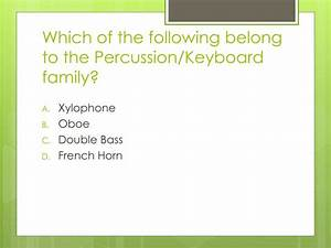 PPT - Families of Musical Instruments PowerPoint ...