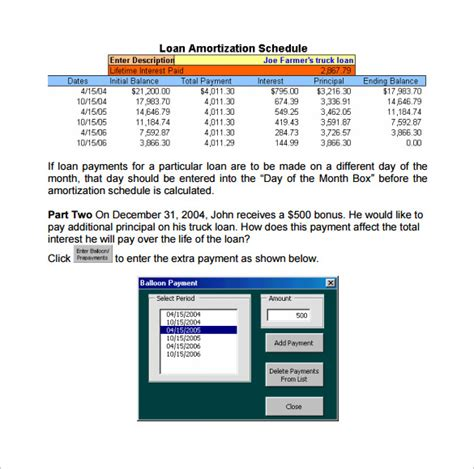 loan amortization table calculator loan amortization excel template out of darkness