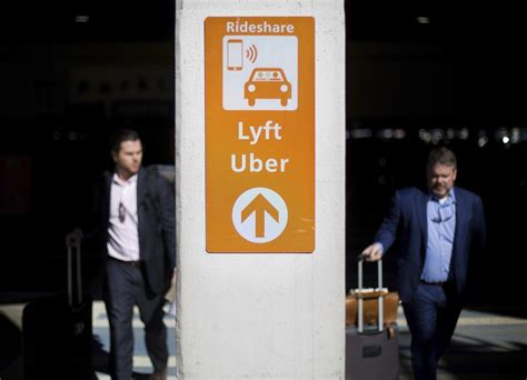 Ride-hailing Is Cutting Into Parking Profits