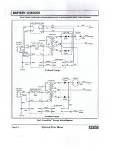 similiar ez go manualsonline keywords 48 volt powerwise charger wiring get image about wiring diagram