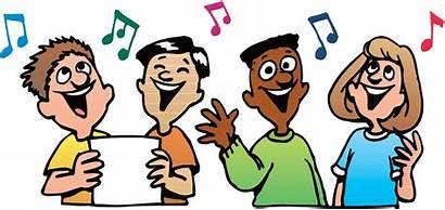 Singing Sing Song Choir Church Singers Christ