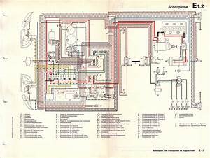 Vw T2 Wiring Diagram 1973