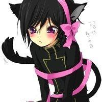 You can create a picture of a boy and girl, or two boys or two girls, or really anything you like! anime boy neko - Buscar con Google in 2020   Anime neko ...