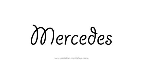 mercedes  tattoo designs