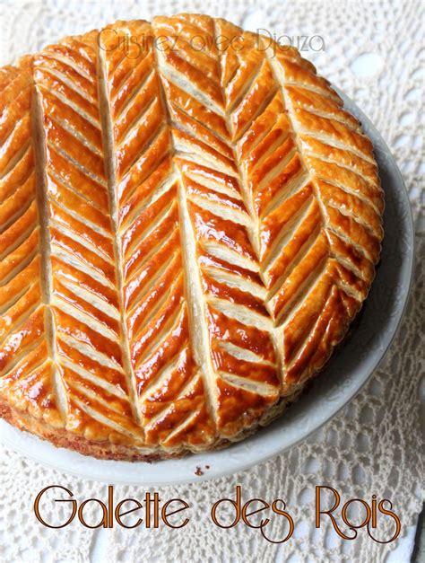 cuisine avec djouza galette des rois de cyril lignac a la frangipane