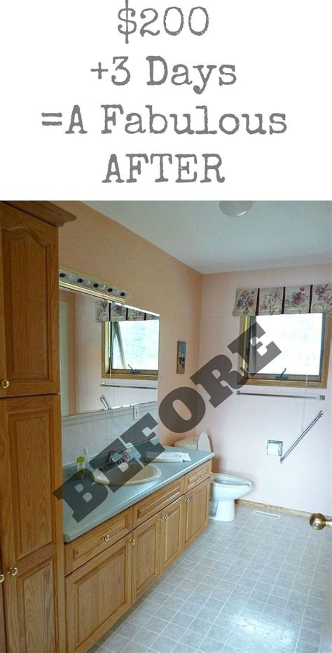 budget friendly bathroom makeover   budget