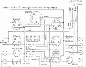 Crownline Wiring Diagram