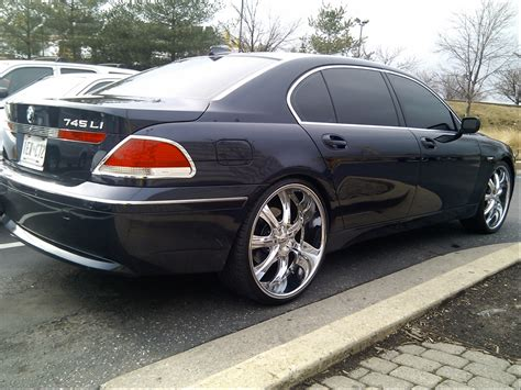 Bmw 745li by Tray P24 S 2005 Bmw 7 Series In Baltimore Md
