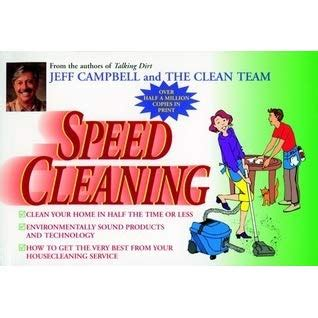 Speed Cleaning By Jeff Campbell — Reviews, Discussion