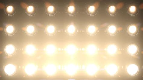lights wall of lights motion graphics footage vj
