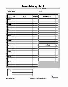 34 best images about baseball dugout ideas on pinterest With batting order template