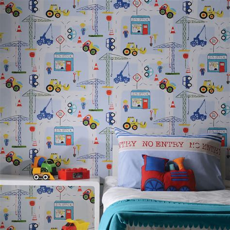 HOLDEN DECOR PLAYTIME COLLECTION KIDS WALLPAPER FOR BEDROOM, PLAYROOM, NURSERY   eBay