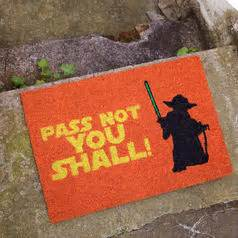 you shall not pass doormat gadgets shirts and gifts not only for nerds getdigital