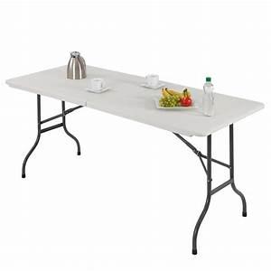 Grande Table Pliante : ultranatura table pliante multiusage en plastique gamme ~ Teatrodelosmanantiales.com Idées de Décoration