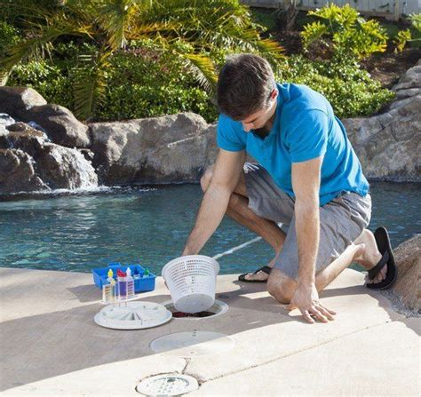 pool maintence salt water pool maintenance keep your pool in perfect condition