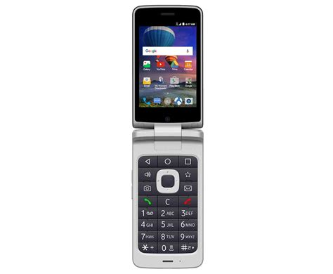 flip android phone zte cymbal t is a new android flip phone that s available