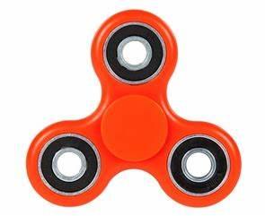 Orange Fid Spinner Original Toy Sale Buy Today