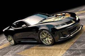 Auto Shows 1000 HP 2017 Trans Am 455 Super Duty Bows In