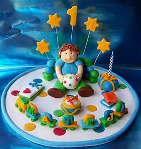 Torte 1 Geburtstag Junge Geburtstagstorte