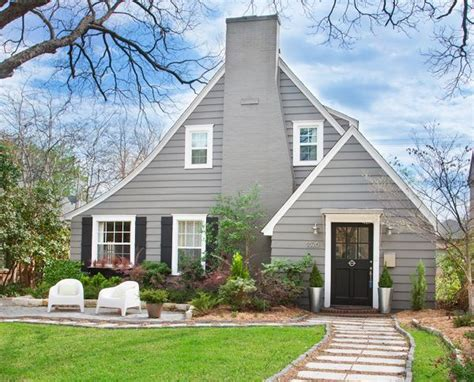 this is what i want for exterior paint colors warm gray