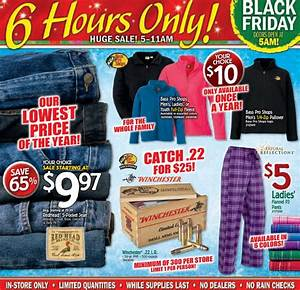 Bass Pro Shops Black Friday Deals 2014: Online and In ...