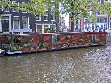 House Boat Amsterdam For Sale by Houseboat Wikidwelling