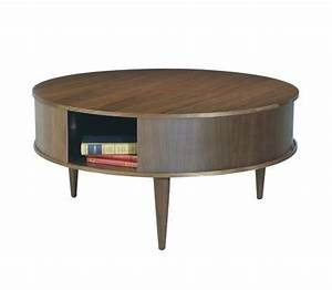 coffee tables ideas amazing decorations round coffee With circle storage coffee table