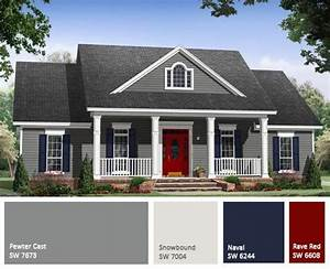 Exterior paint contemporary house colors design software for Exterior house painting software