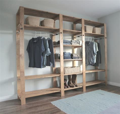 do it yourself walk in closet ideas advices for closet