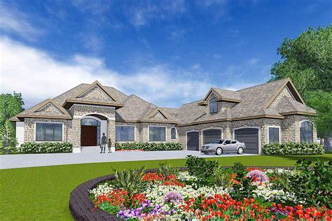 european home plan   law suite ab architectural designs house plans
