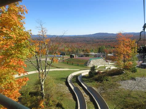 Faith Gong The Only Alpine Slide In Vermont Addison