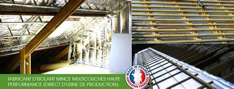 pose isolant mince plafond trisolin 12 174 isolant sp 233 cial toiture climat rigoureux