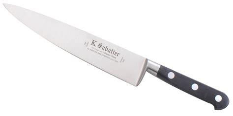 marque de couteau de cuisine couteaux de cuisine authentique sabatier k