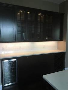Led Under Cabinet with Skylight Kitchen Bifold Doord Metro