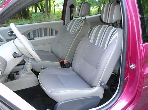 Renault TWINGO 3 Türer II 20072014 Sitzbezüge Sitzbezug