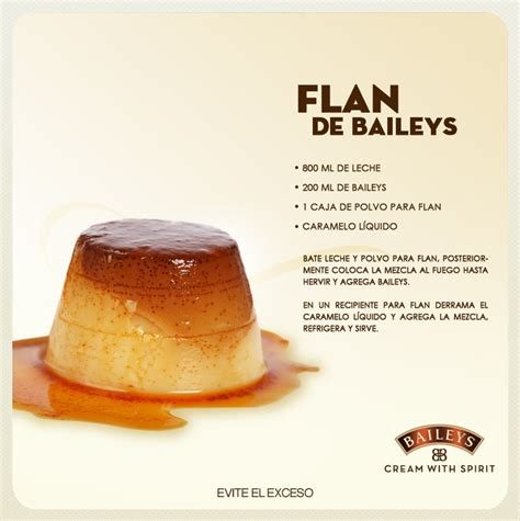 baileys dessert recipes flan de baileys dessert recipe antojitos
