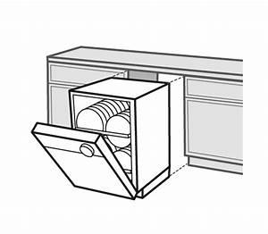 Lave Vaisselle Pose Libre Sous Plan De Travail : comparer les lave vaisselle ~ Melissatoandfro.com Idées de Décoration