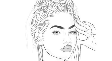 disegni da colorare  ragazze fredrotgans