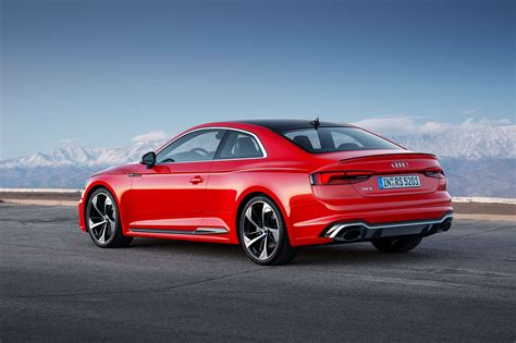 cars audi new audi rs5 revealed audi sport delivers its first post